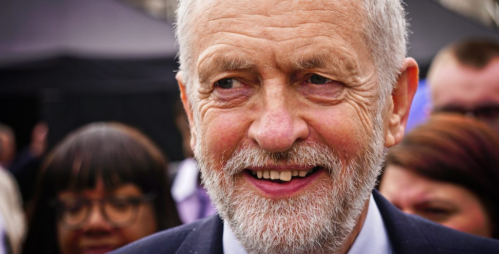 Latest UK opinion poll from Number Cruncher puts Labour two points ahead